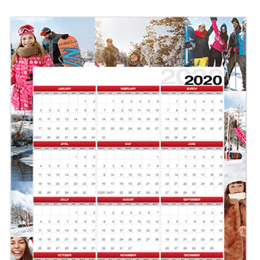 Calendrier de planification